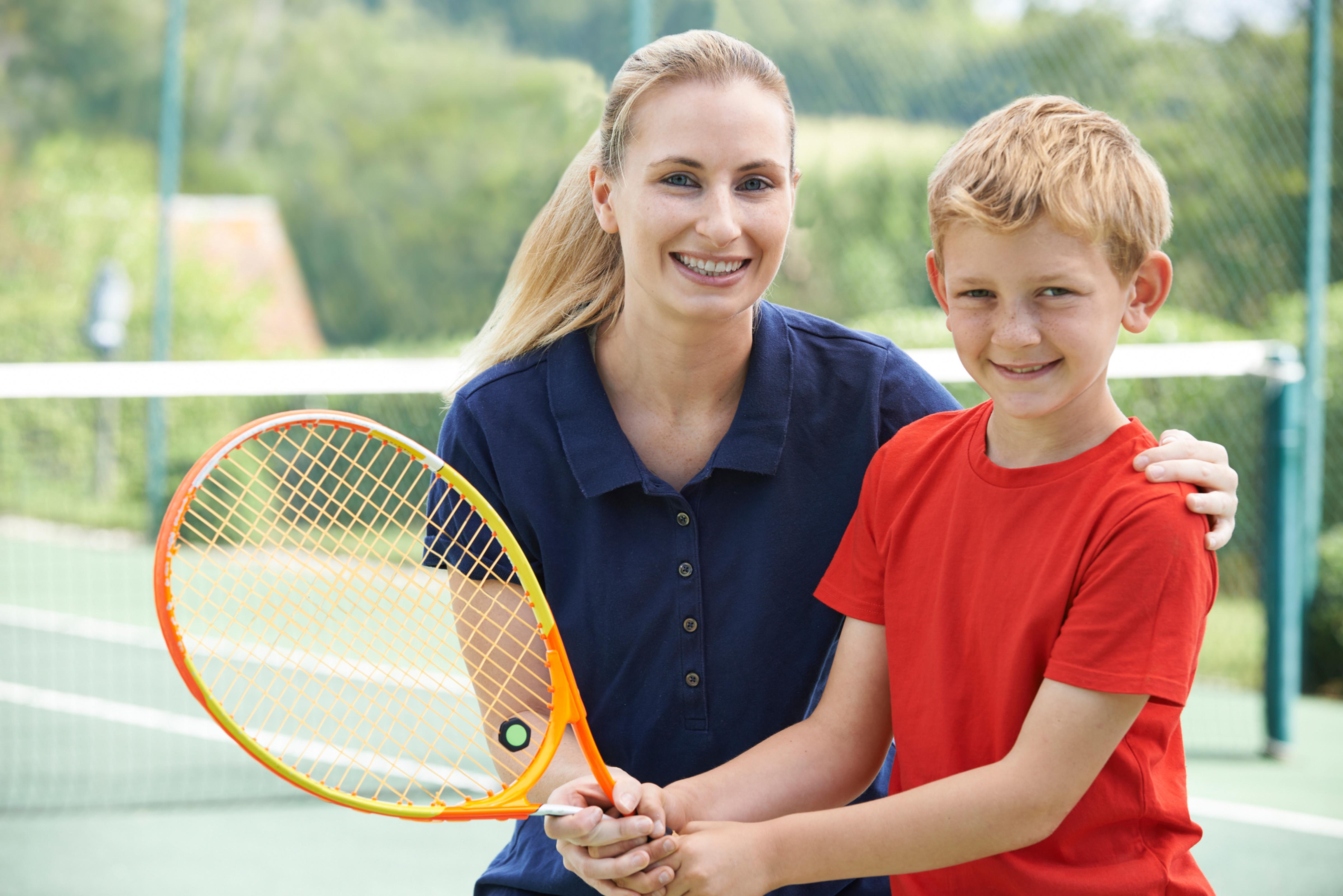 Cours Tennis enfant - 12 ans