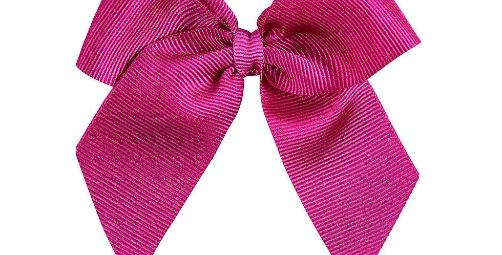 Agrafă de păr - roz aprins