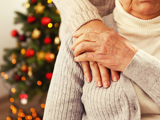 Managing the Holidays with Aging Loved Ones