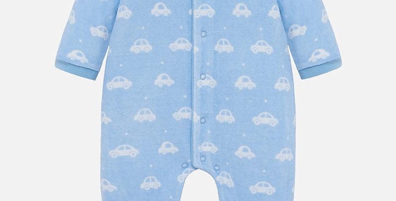 Pijama lungă mașină