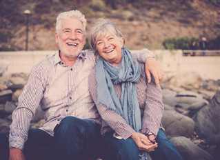 Love in Old Age is Even Better