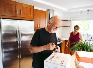 A professional organizer shares ways to downsize an aging parent, without the drama