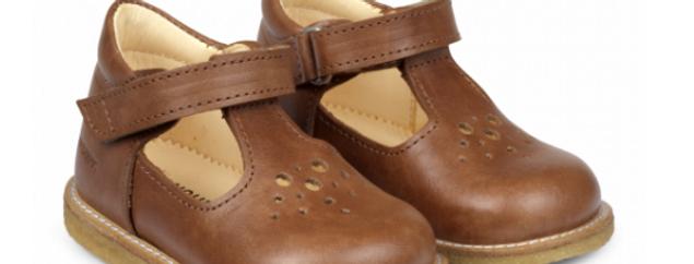 Pantofiori T-bar - primii pași