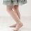 Thumbnail: Dresuri croșetate - roz pudră