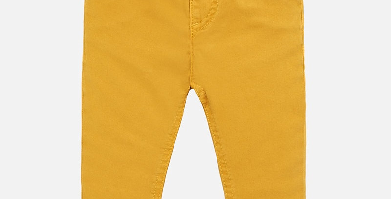 Pantaloni lungi slim fit basic bebe băiat