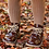 Thumbnail: Dresuri din lână moale și fină - maro