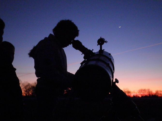Dernière soirée d'observation des nébuleuses et galaxies le Mercredi 27 février à 20h00 avant le