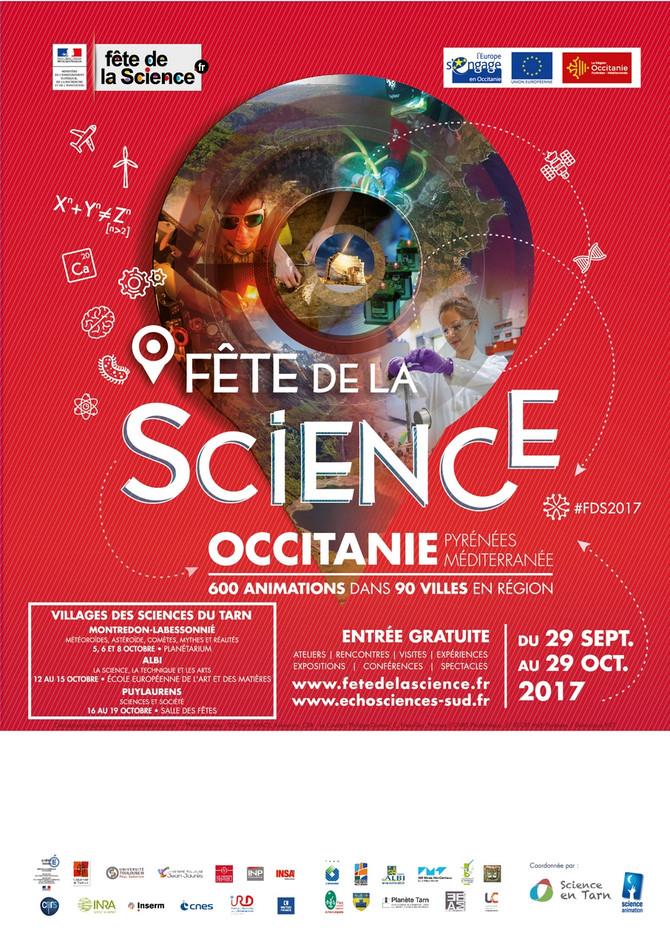 Un village des sciences a Planète Tarn
