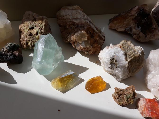 Evénement spécial: Chasse aux minéraux à Planète Tarn lors des vacances de Pâques..