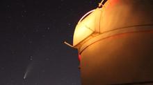 Les photos de la grande comète de 2020 NEOWISE à Planète Tarn le 19 juillet