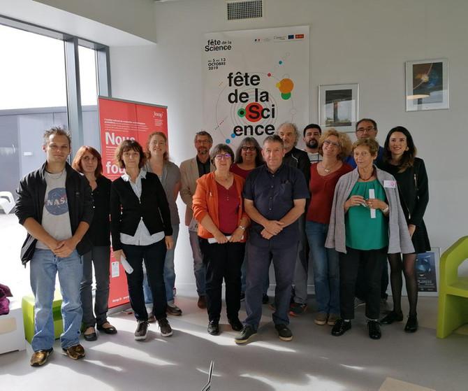 Fête de la Science 2019 à Montredon-Labessonnié et à Castres(Maison du Campus) article de La Dépèche