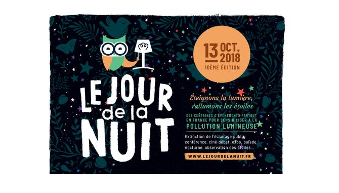 Jour de la nuit 12 octobre 2018 à Viane