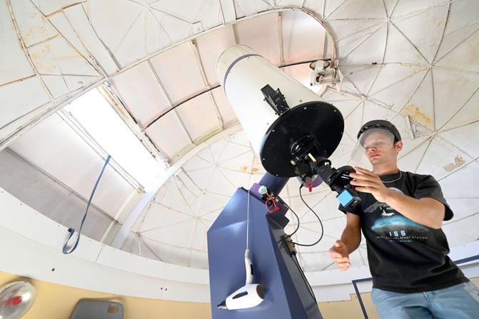Montredon-Labessonnié. Un week-end sous les étoiles au planétarium à Montredon-Labessonie (article d