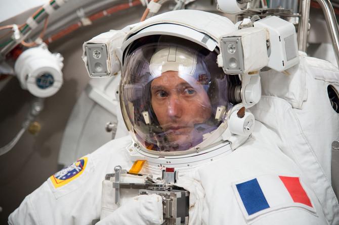 Proxima : un français dans l'espace !