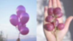 Mirror - palloncini e uva - video by tanello production