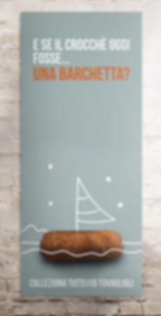 Banner - Art is everywhere - Crocchè barchetta a vela