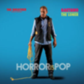 Horror is Pop - The Breather - Riccarco Polizzy Carbonelli