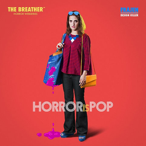 Horror is Pop - The Breather - Sandrine Ferraro