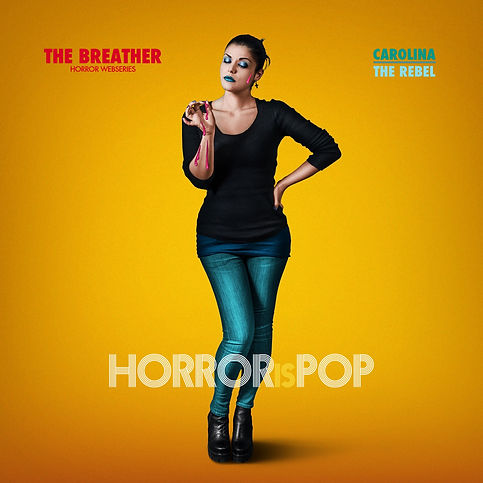 Horror is Pop - The Breather - Stefania Autuori