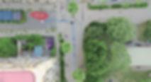 Realtà aumentata dal drone, video PonyU