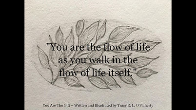 Tracy O'Flaherty - You Are The Gift - Flow