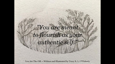 Tracy O'Flaherty - You Are The Gift - Flourish