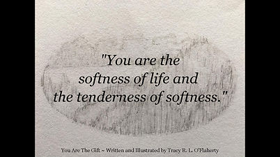 Tracy O'Flaherty - You Are The Gift - Softness