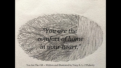 Tracy O'Flaherty - You Are The Gift - Home