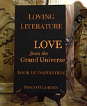 Tracy O'Flaherty - Loving Literatue - Book of Inspiration