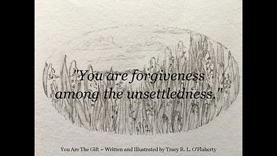 Tracy O'Flaherty - You Are The Gift - Forgiveness