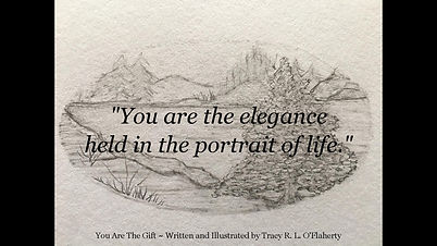 Tracy O'Flaherty - You Are The Gift - Elegance