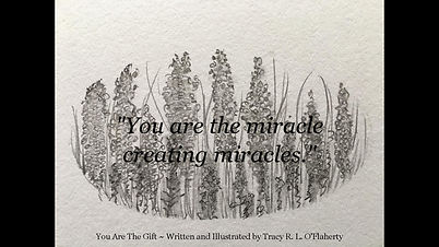 Tracy O'Flaherty - You Are The Gift - Creation