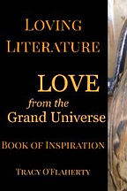 Tracy O'Flaherty - Loving Literature - Book of Inspiration