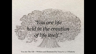 Tracy O'Flaherty - You Are The Gift - Life