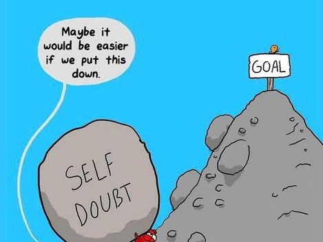 Self-Doubt 自我懷疑