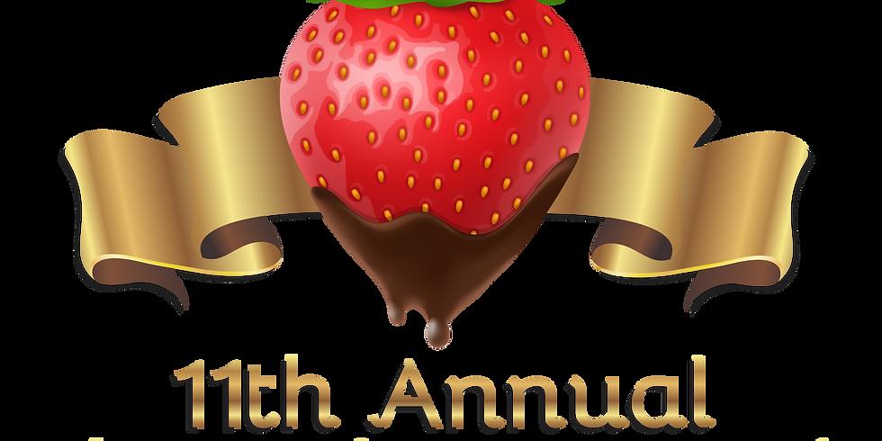 """11th Annual Chocolate Affair """"Helping Children Heal"""""""