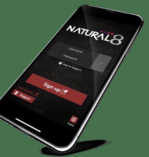 Natural8 台灣註冊