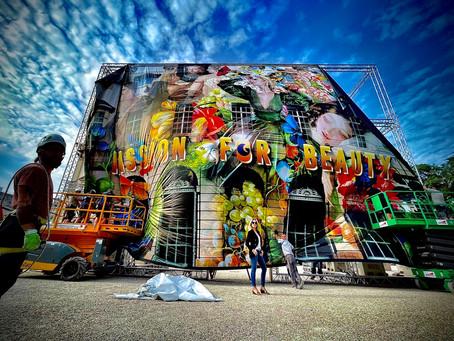 AMRA Installation Art @ Palais Liechtenstein Vienna
