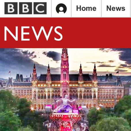 AMRA BERGMAN´s Artwork on BBC