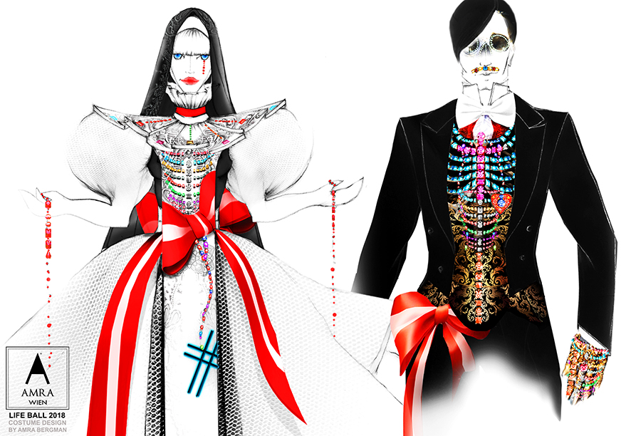 8 COSTUME DESIGN Debutants