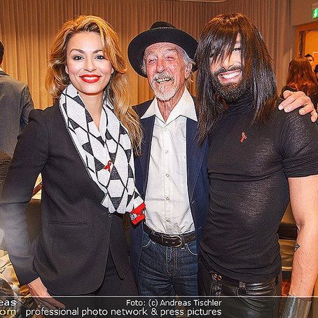 Press Conference 25th LIFE BALL 2018