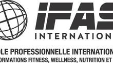 Ariane rejoint l'équipe des formateurs de l'école IFAS international