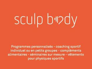 SCULPbody recherche des partenaires