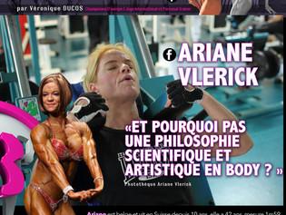 Et pourquoi pas une philosophie scientifique et artistique en body?