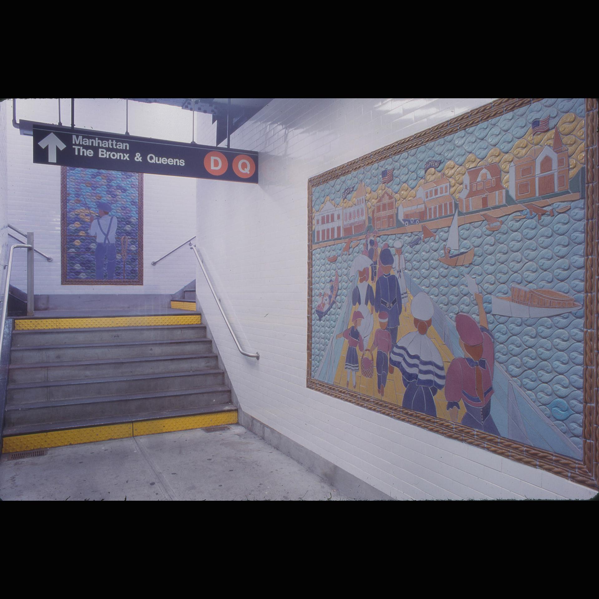 Sheepshead Bay Subway