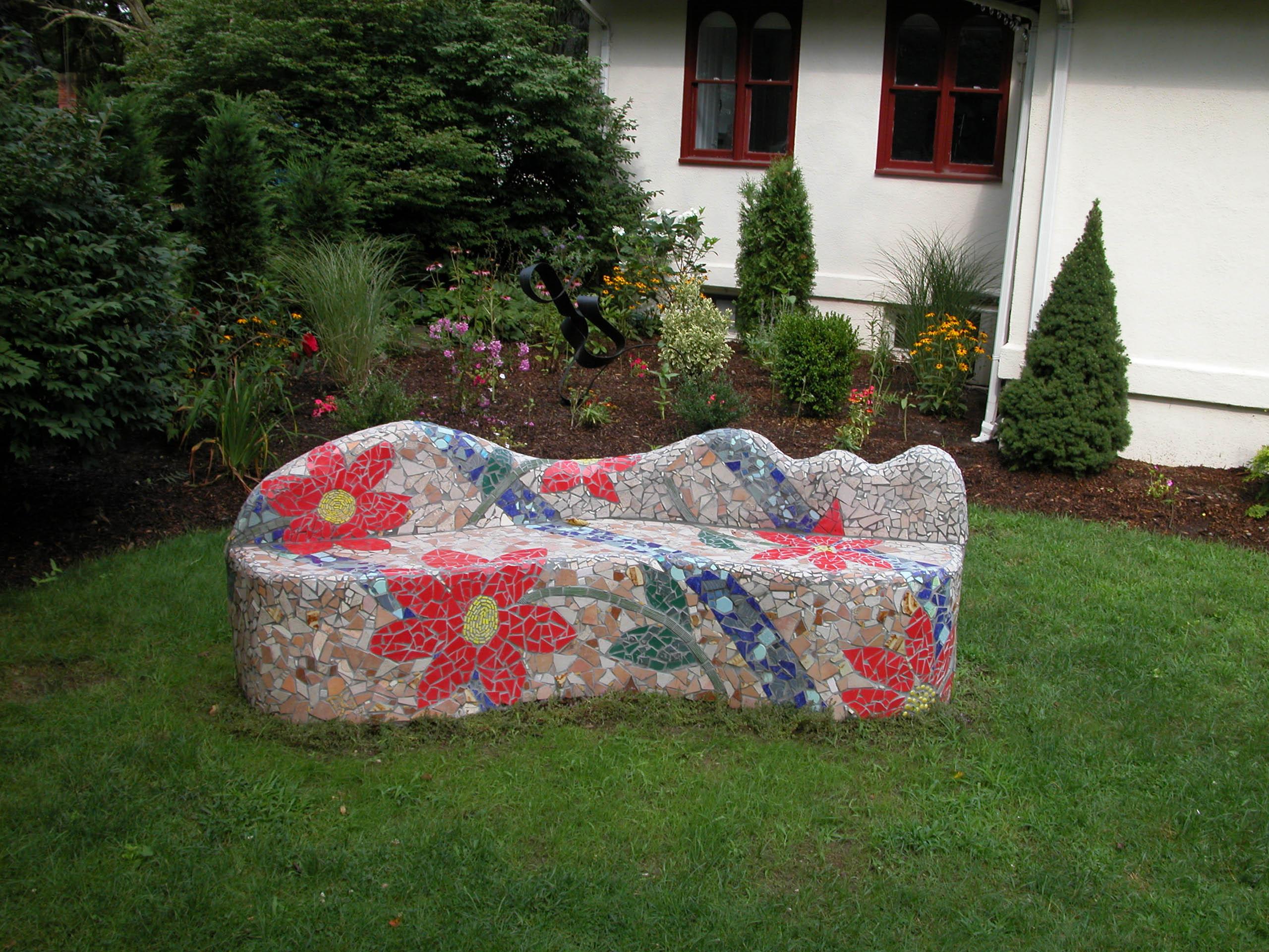 Art School Bench