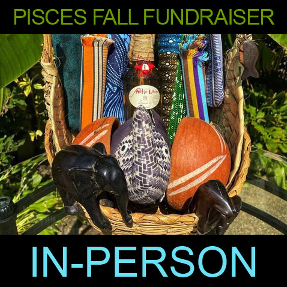 PISCES In-Person Fundraiser