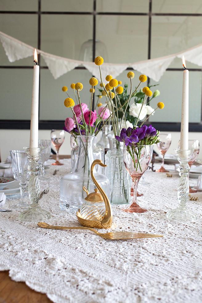 עיצוב שולחן לחג הגר שמיר