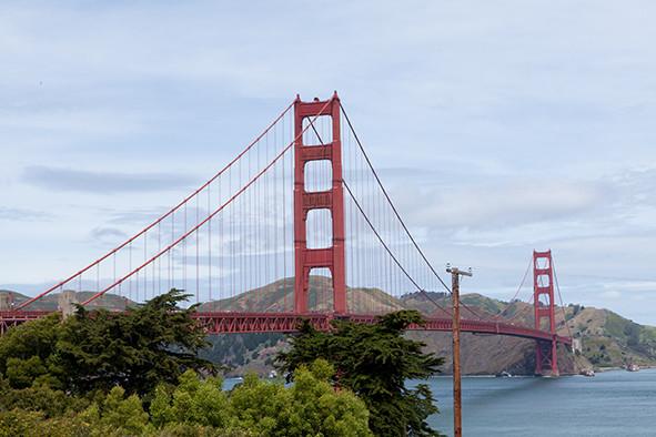 גל עושה את אמריקה San Francisco