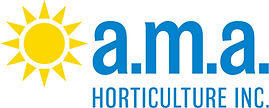 AMA Hort-Logo_Horiz_Process Blue & Yello